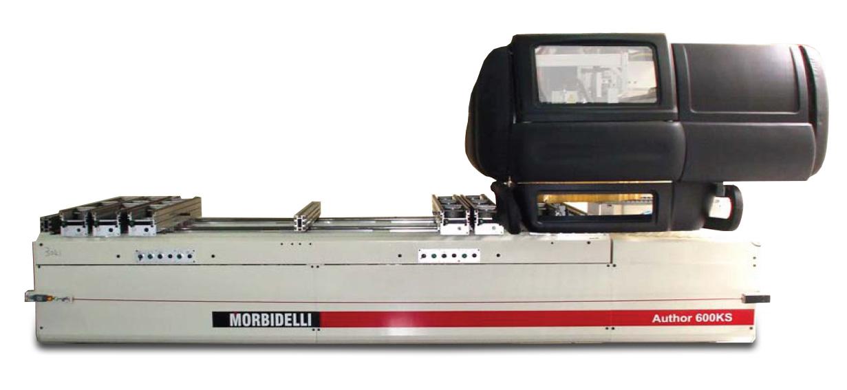 Morbidelli Author 600