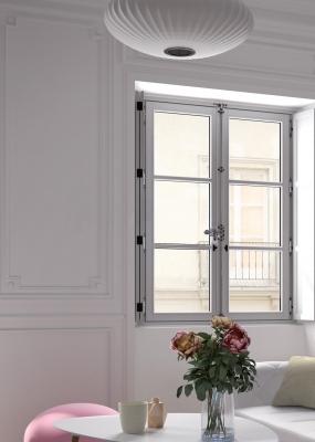Rénovation de fenêtre dans l'ancien